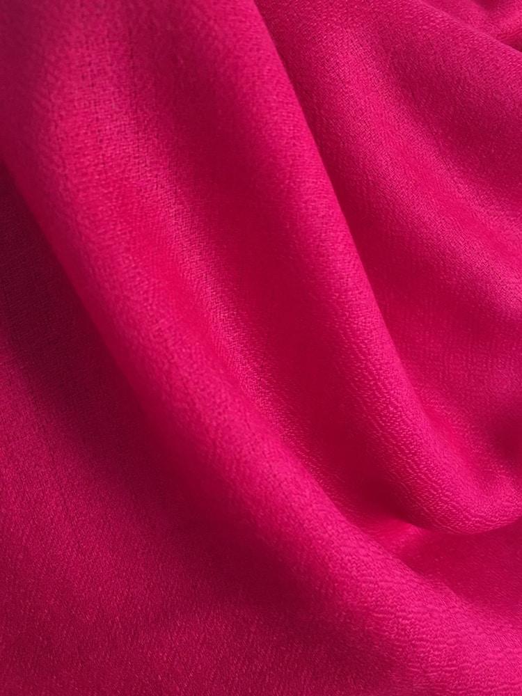 laine cachemire fuchsia
