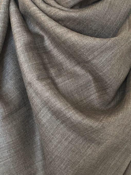 laine cachemire taupe